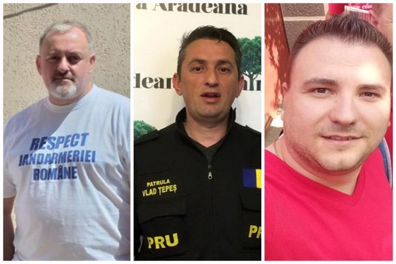 """Pe principiul: """"Gazul v-a făcut bine"""", trei PSD-iști au pus-o de-un miting PRO-Jandarmerie la Arad unde n-au participat nici ei"""