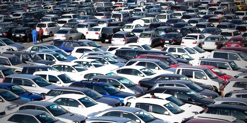 România, țara mașinilor la mâna a doua