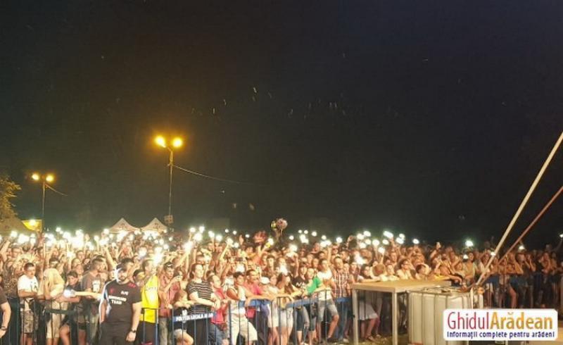 Un bilanţ al Zilelor Aradului: Aproximativ 60.000 de participanți în cele 10 zile de sărbătoare