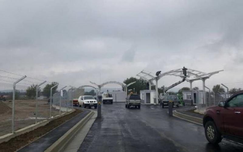 Se deschide punctul de trecere a frontierei de la Moldova Nouă!