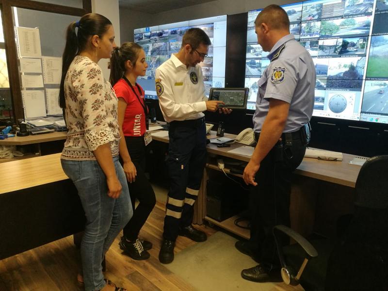 Poliţia Locală se pregăteşte să acorde primul ajutor