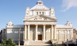 S-a actualizat situația cadastrală a Palatului Cultural