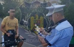 Bicicliştii arădeni, în vizorul Poliției Locale. Atenție, amenzile încep de la 870 de lei!