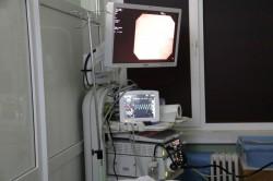 Secția Clinică Gastroenterologie va fi dotată anul acesta cu un sistem de videoendoscopie digestivă în valoare de 178.000 de lei!