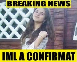 Alexandra este moartă! Concluzia IML după analizarea ADN-ului!