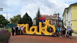 Ghizii de turism din Arad și Timișoara în infotrip la Mako