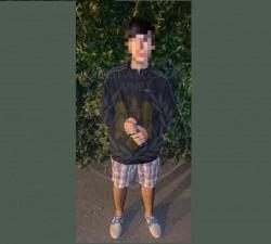 Un băiat de 14 ani care e pe străzi de două luni a fost prins în timp ce vandaliza coșuri de gunoi din oraș