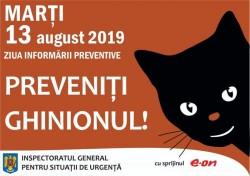 Ziua Porților Deschise la ISU ARAD de Ziua Informării Preventive