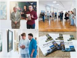 """Expoziție de pictură și desen la Sala """"Ovidiu Maitec"""" a Muzeului de Artă Arad"""