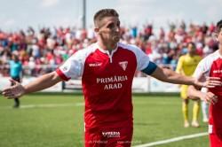 Încă trei goluri, încă trei puncte: UTA – Csikszereda Miercurea Ciuc 3-0