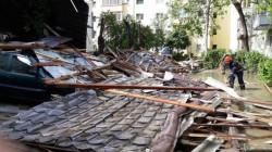 Aradul a primit bani pentru pagubele furtunilor din iulie și august