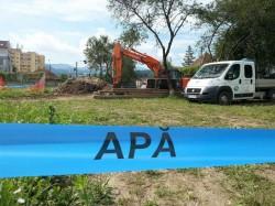 Încep lucrările de reabilitare a arterelor de apă din Municipiul Arad