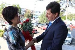"""Ambasadorul Chinei în România, despre conducerea Consiliului Județean Arad: ,,Are viziune, perspectivă și capacitate!"""""""
