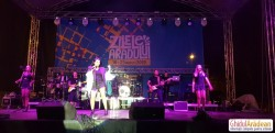 Zilele Aradului s-au încheiat cu un recital pe Strandul Neptun marca ANDRA