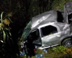 Doi oameni și-au pierdut viața pe un drum din vestul țării
