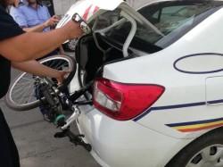 Bicicletă în valoare de 1.200 de lei furată în luna iunie a fost găsită de polițiștii arădeni