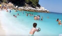 TRAGEDIE în Grecia : o fetiță româncă de 4 ani a MURIT înecată