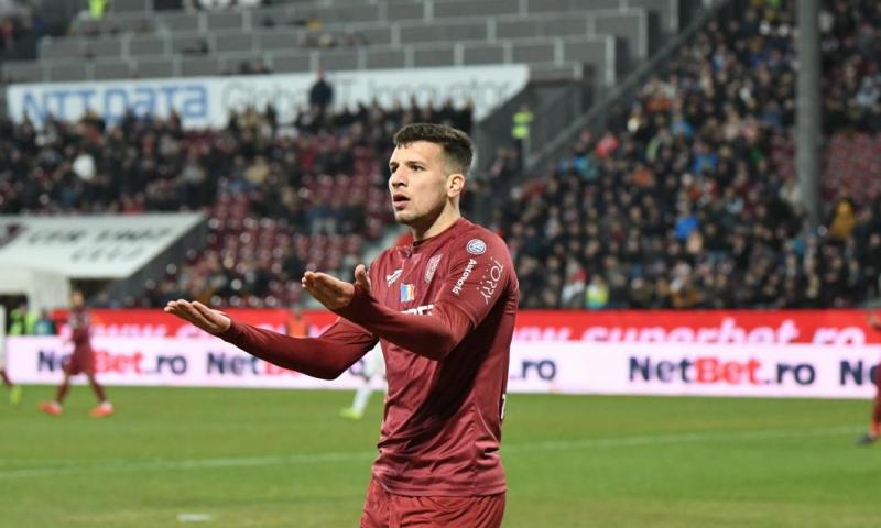 Țucudean, pauză până la finalul anului! Atacantul arădean ratează meciurile din grupa de Europa League