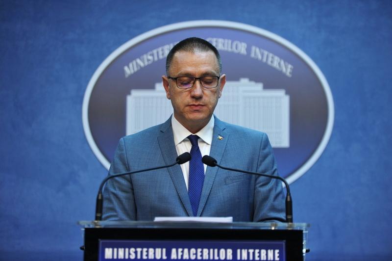 Dăncilă îi dă liber lui Fifor de la Ministerul de Interne