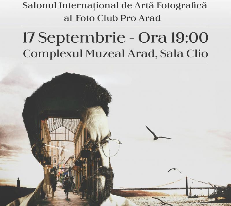 Vernisajul Salonului Internațional de Artă Fotografică al Foto Club Pro Arad