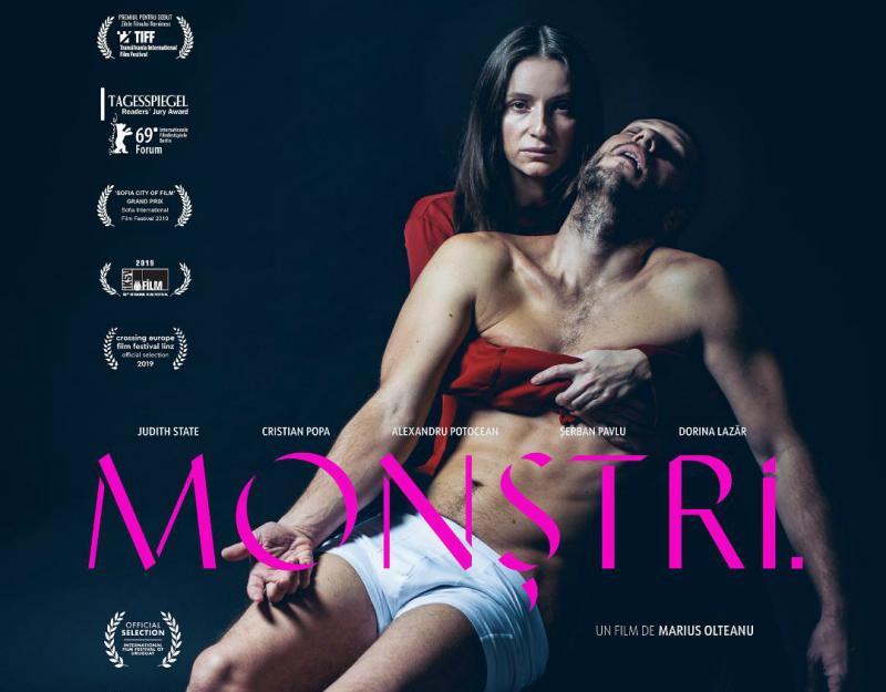 """""""Monştri."""", singurul film românesc prezent la Berlinală, rulează la Arta"""