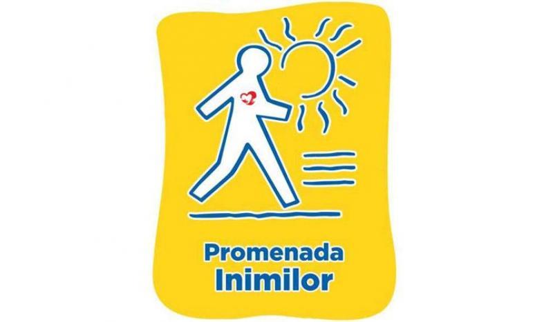 """Programul """"Promenada Inimilor 2019"""" continuă la Arad pentru prevenția bolilor cardiovasculare"""