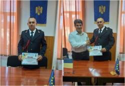 Plutonierul major Herbei Iosif a fost declarat cetățean de onoare al comunei Ghioroc