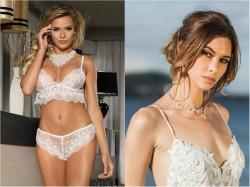 Trei modele de lenjerie sexy pe care le poți purta în noaptea nunții