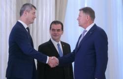 Dan Barna: Dacă nu intru în turul doi, votul meu  merge către Klaus Iohannis