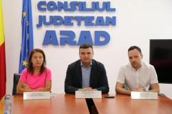 Consiliul Judeţean Arad susţine Turneul Internațional de Tenis Senioare - Trofeul Ilie Năstase