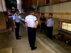 Polițiștii au verificat persoanele fără adăpost din Arad