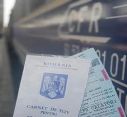 Anunț din partea CFR Călători pentru elevii care au reducere la biletele de tren