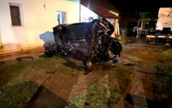 TRAGEDIE într-o familie din Arad ! O tânără mamă a murit în accident, iar soțul și copiii ei au fost răniți