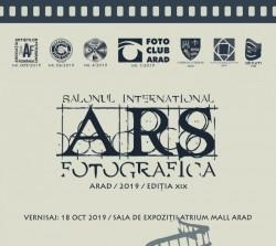 Participă la Salonul Internațional Ars Fotografica Arad – 2019, ediția a XIX-a