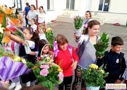 Clopoțelul a sunat la Liceul cu Program Sportiv Arad (GALERIE FOTO)