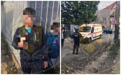 Tânăr de 15 ani  reținut de polițiștii locali după ce a agresat un elev 13 ani