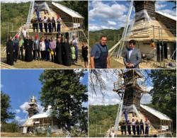 Biserica din Luncșoara, restaurată și cu ajutorul Consiliului Județean Arad