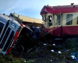 GRAV accident feroviar în județul Timiș
