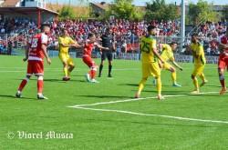 Primele puncte pierdute acasă: UTA – CS Mioveni 1-1