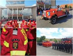 25 de ani de la înființarea pompierilor din Sebiș și Gurahonț