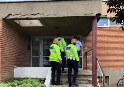 Polițiștii rutieri arădeni au DONAT sânge