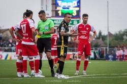 """Nistor își arată clasa pe """"Motorul"""": UTA – Dinamo 1-3"""