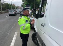 Șoferii arădeni la...control ! Miercuri, polițiștii de la Rutieră au oprit tot ce le-a ieșit în cale