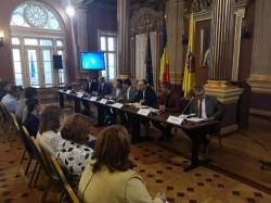 Compania de Apă Arad și întâlnirea de lucru pentru extinderea și modernizarea infrastructurii de apă