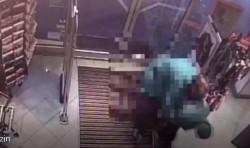 Un arădean curajos a imobilizat un hoț care a furat mai multe produse dintr-un magazin. Vezi aici VIDEO