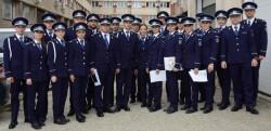 22 noi polițiști la I.P.J. Arad