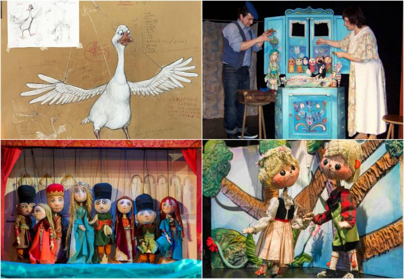 Festivalul Internațional de Teatru de Animație s-a încheiat, răsfățul păpușăresc continuă