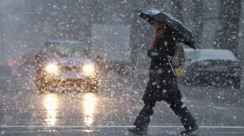 Alertă meteo ANM! Vreme rece în toată țara! Vin ploile, lapovița și ninsoarea!