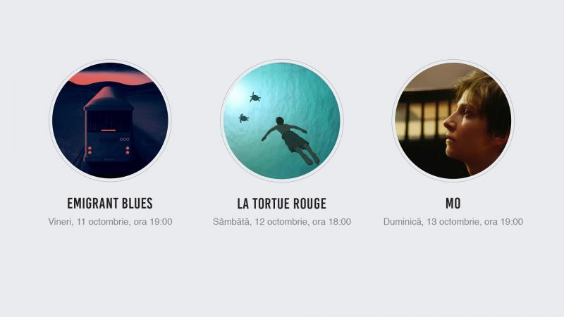 Cinema Arta rulează trei filme în acest weekend