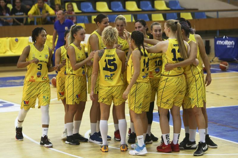 FCC Baschet Arad debutează mâine în noul sezon de LNBF, la Satu Mare